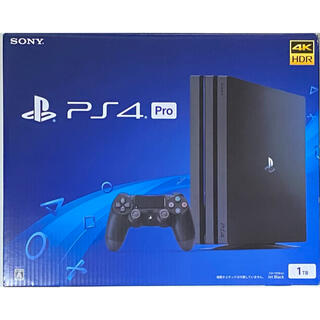 PlayStation4 - PS4 Pro 本体 1TB CUH-7100BB01