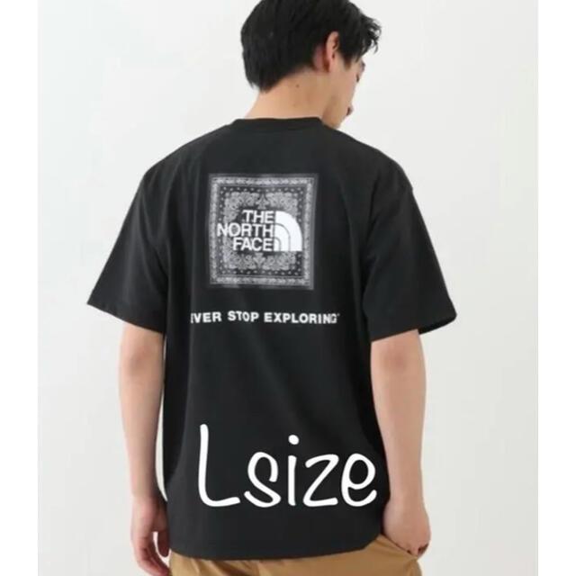 THE NORTH FACE(ザノースフェイス)のTHE NORTH FACE ノースフェイス BANDANA LOGO TEE メンズのトップス(Tシャツ/カットソー(半袖/袖なし))の商品写真