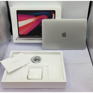 Apple - 【美品】MacbookPro 2020 M1 chip 保証期間がたっぷり有り