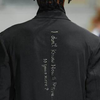 ヨウジヤマモト(Yohji Yamamoto)のyohji yamamoto 20ss(テーラードジャケット)