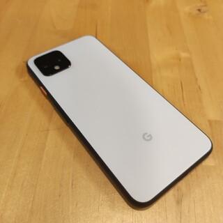 Google Pixel - Google Pixel 4 64GBホワイト