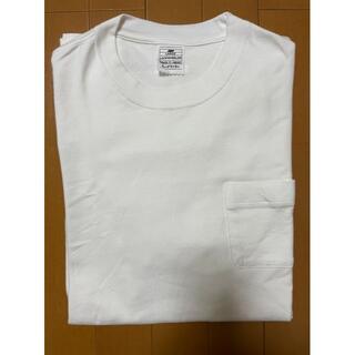 BEAMS - ループウィラー ポケットTシャツ Lサイズ LOOPWHEELER
