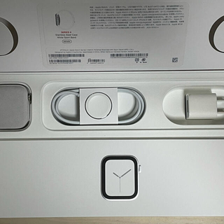 Apple Watch - Apple Watch Series 4 44mm ステンレスケース シルバー