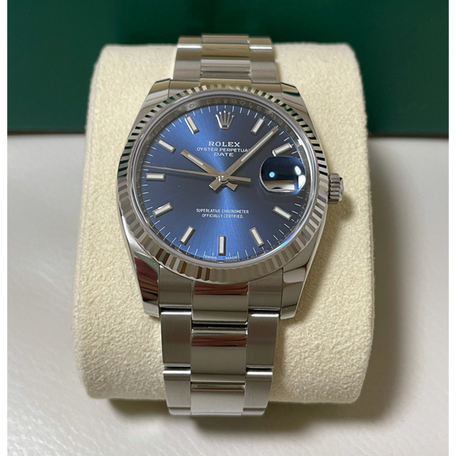 ROLEX(ロレックス)の★デッドストック廃盤モデル! ロレックス オイスターパーペチュアルデイト メンズの時計(腕時計(アナログ))の商品写真