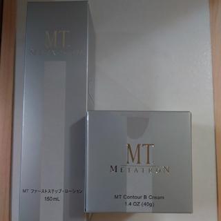 MTメタトロン 化粧水&クリーム