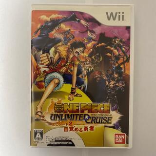 BANDAI - ワンピース アンリミテッドクルーズ エピソード2 目覚める勇者 Wii