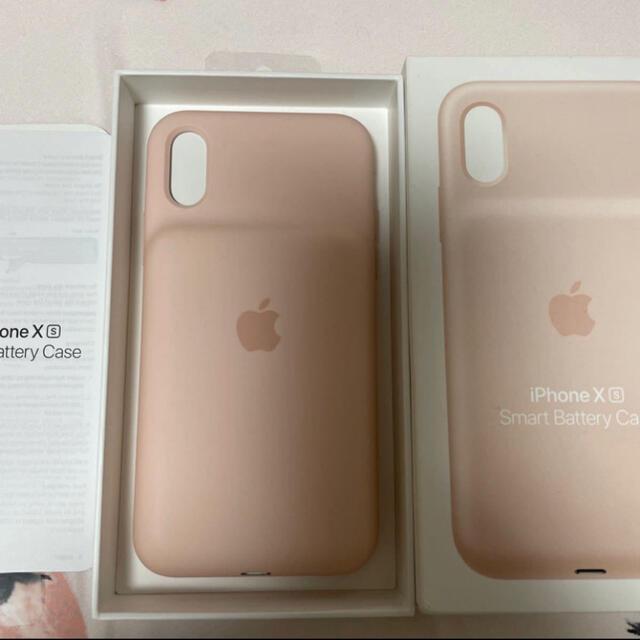 iPhone(アイフォーン)のApple アップル iPhone XS Smart Battery Case スマホ/家電/カメラのスマホアクセサリー(iPhoneケース)の商品写真