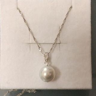 あこや真珠 真多麻真珠 K18WGホワイトゴールド ペンダントトップ