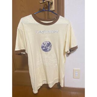 "UNUSED - DAIRIKU/""Earth"" Thrift Trim Tee(モーニング)"