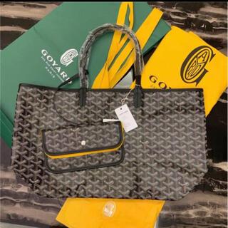 GOYARD - 新品 ゴヤール サンルイ PM ブラック トート ゴヤール直営百貨店購入