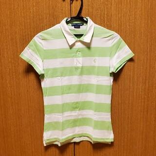 ラルフローレン(Ralph Lauren)のRALPH LAURENのレディースポロシャツ(ウエア)