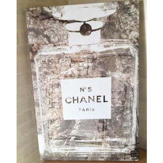 シャネル(CHANEL)のオリバーガル  香水瓶  大サイズ 美品(絵画/タペストリー)