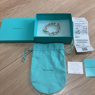 Tiffany & Co. - Tiffany ティファニー ブレスレット ハードウェアリンクブレスレット