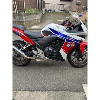 ホンダ - ホンダ CBR400R ABSモデル