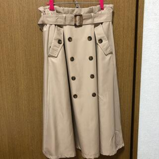 Avail - availトレンチスカート