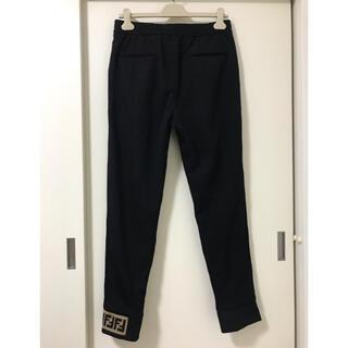 フェンディ(FENDI)の定価約10万 サイズ46 FENDI FF ロゴ スウェット パンツ 新品本物(その他)
