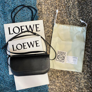 LOEWE - ロエベ⭐︎ショルダー ウォレット ブラック