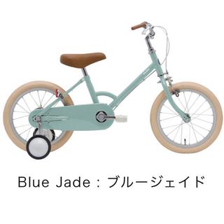 こどもビームス - tokyobike トーキョーバイク キッズ 16インチ bell ヘルメット付
