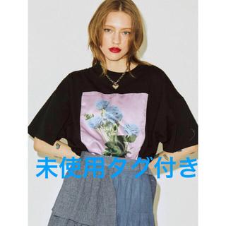 ジュエティ(jouetie)のジュエティ カラーフォトスーパーBIG Tシャツ ブラック(Tシャツ(半袖/袖なし))