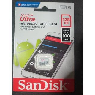 microSDカード 128GB 100MB/s