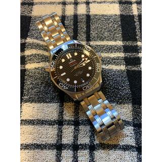 オメガ(OMEGA)のOMEGA シーマスター ダイバー300M(腕時計(アナログ))