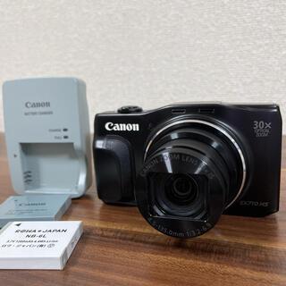 キヤノン(Canon)のCanon PowerShot SX POWERSHOT SX710 HS BK(コンパクトデジタルカメラ)