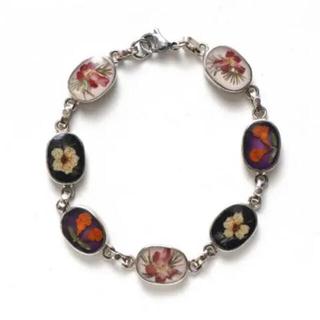 BEAUTY&YOUTH UNITED ARROWS - GUSTAVO / Flower Chain Bracelet-multi