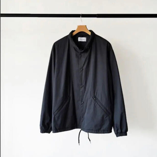 UNUSED - UNUSED 21SS Coach jacket  Black 2