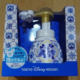 Disney - ミッキーシェイプの泡ハンドソープ ビオレu 泡ハンドソープ 容器のみ