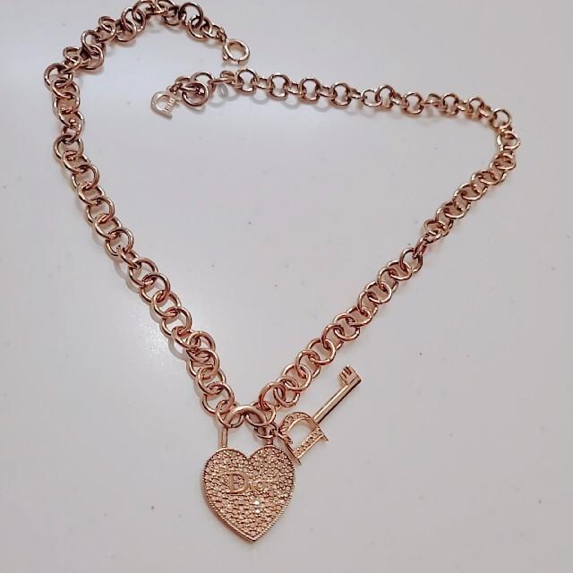 Christian Dior(クリスチャンディオール)のdior ネックレス レディースのアクセサリー(ネックレス)の商品写真