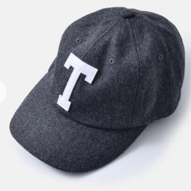 THE NORTH FACE(ザノースフェイス)のノースフェイスTHE NORTH FACE|TNFロゴフランネルキャップ メンズの帽子(キャップ)の商品写真