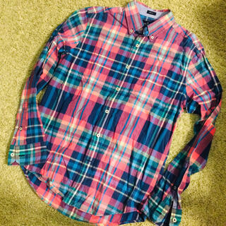 American Eagle - アメリカンイーグル★チェックシャツ