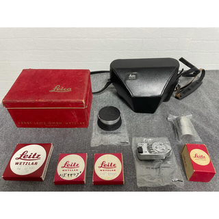 LEICA - Leica M4 ボディ レンズ その他数点セット
