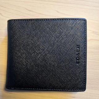 COACH - 【新品未使用】コーチ二つ折り財布 F74771 レキシントン