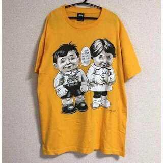 STUSSY - プリント Tシャツ ステューシー