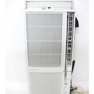 コロナ(コロナ)の定価6万円 コロナ 窓際エアコン 冷暖房兼用 カンタン設置 CORONA(エアコン)