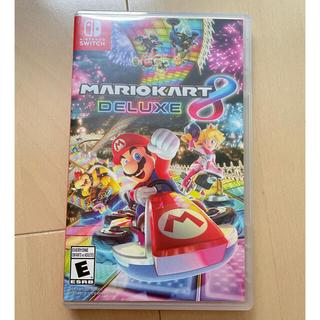 Nintendo Switch - マリオカート8 デラックス 海外版 Nintendo Switch