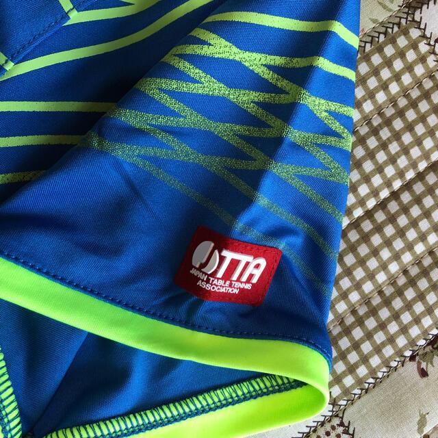 卓球レディースシャツ クラッシュ スポーツ/アウトドアのスポーツ/アウトドア その他(卓球)の商品写真