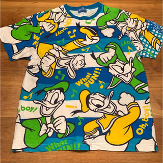 Disney - ディズニー Tシャツ ドナルド