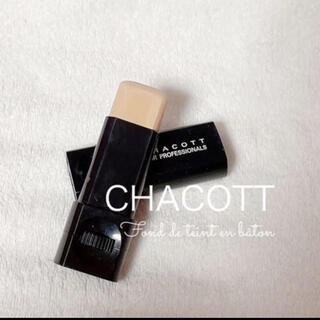 CHACOTT - チャコット スティクファンデーション 舞台 ダンス シンクロ バレェ ステージ