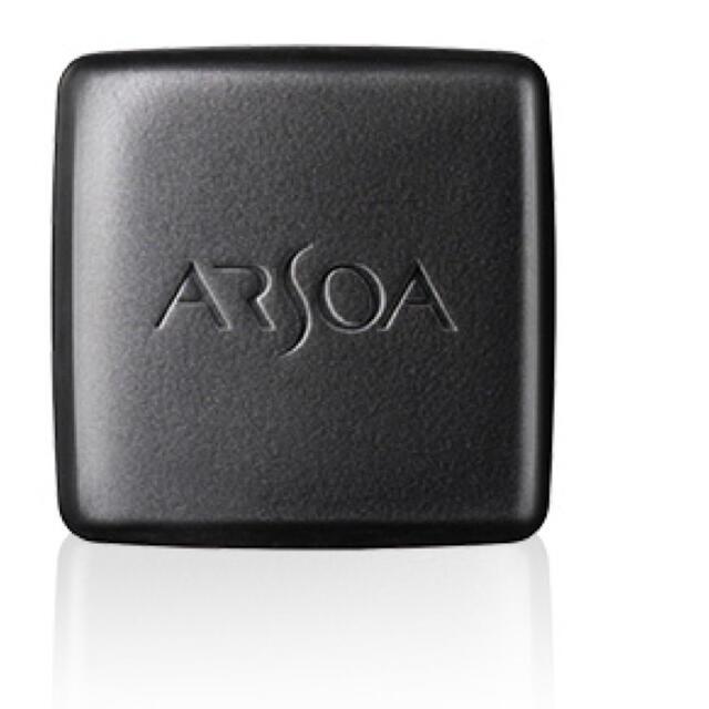 ARSOA(アルソア)のアルソア クイーンシルバー 石鹸 135g コスメ/美容のスキンケア/基礎化粧品(洗顔料)の商品写真