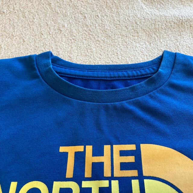 THE NORTH FACE(ザノースフェイス)のノースフェイス Tシャツ 100 キッズ/ベビー/マタニティのキッズ服男の子用(90cm~)(Tシャツ/カットソー)の商品写真