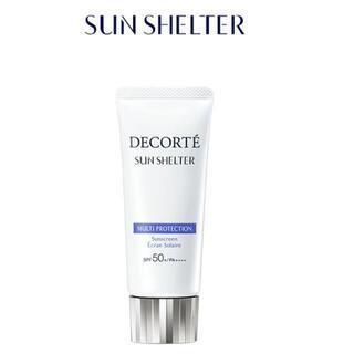 COSME DECORTE - コスメデコルテ サンシェルター マルチ プロテクション 60g 日やけ止め乳液