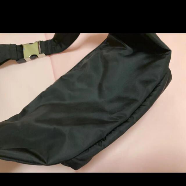 PRADA(プラダ)の【値下げ不可】PRADA ボディバッグ ウエストポーチ ウエストバッグ レディースのバッグ(ボディバッグ/ウエストポーチ)の商品写真