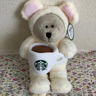 Starbucks Coffee - スタバ 干支 ベアリスタ ぬいぐるみ タグ付き