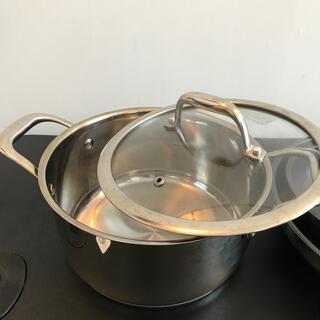 アイリスオーヤマ - 鍋・フライパン 4点セット