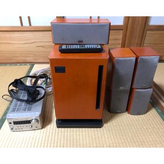 オンキヨー(ONKYO)のONKYO 5.1chホームシアターシステム BASE-V20X(スピーカー)
