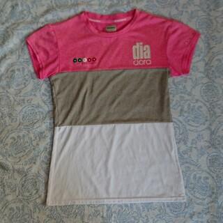 ディアドラ(DIADORA)のディアドラ テニス レディースシャツ(ウェア)