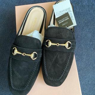 プラステ(PLST)のプラステ限定 CORSO  ROMA,9  ローファーミュール(ローファー/革靴)