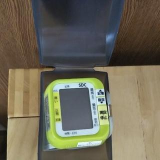 メモリー機能付 手首式血圧計 BM-100 DRETEC社 ドリテック